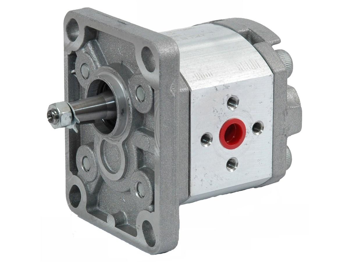 galtech gear pump and motor