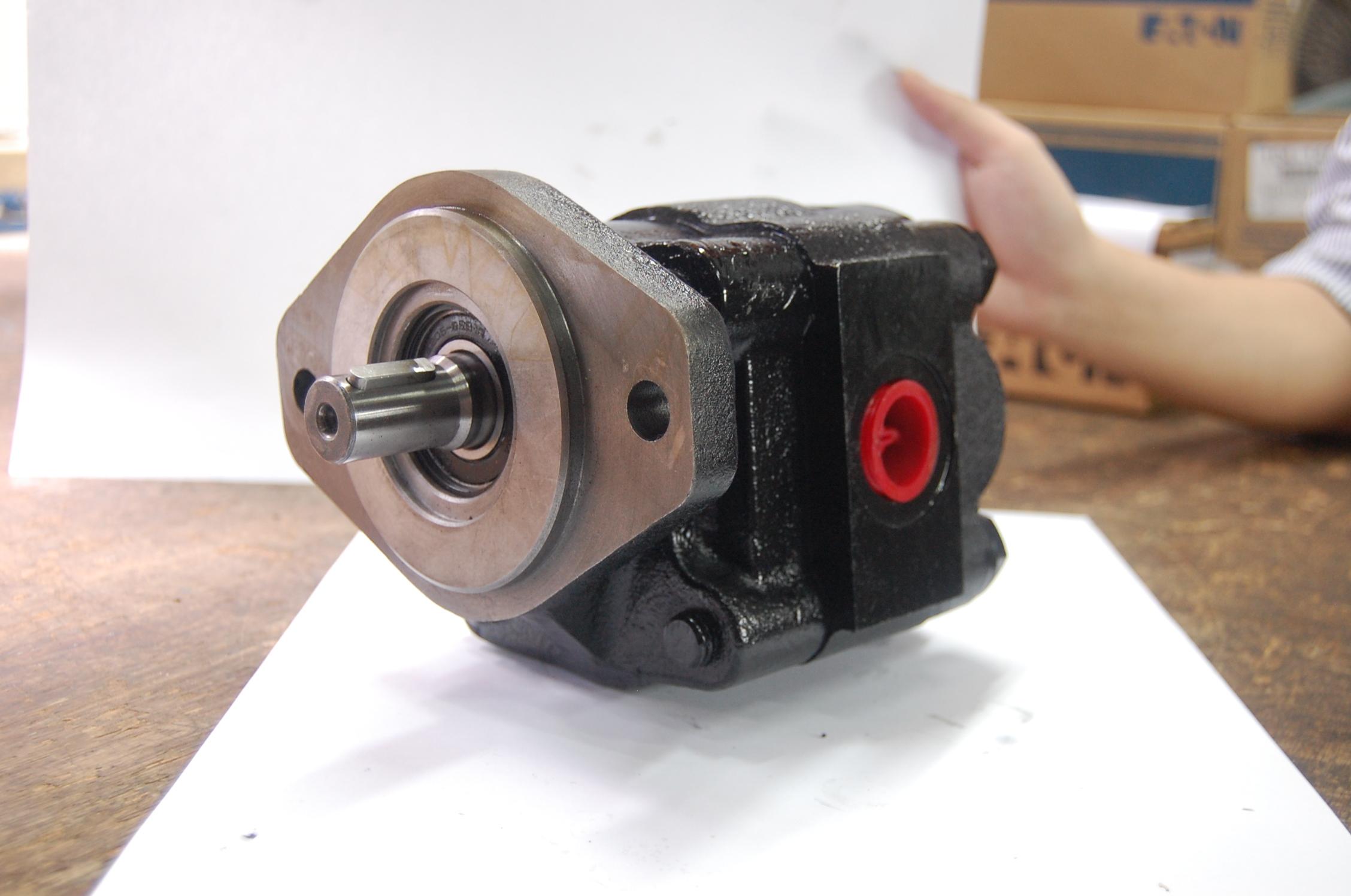 kappa cast iron gear pump