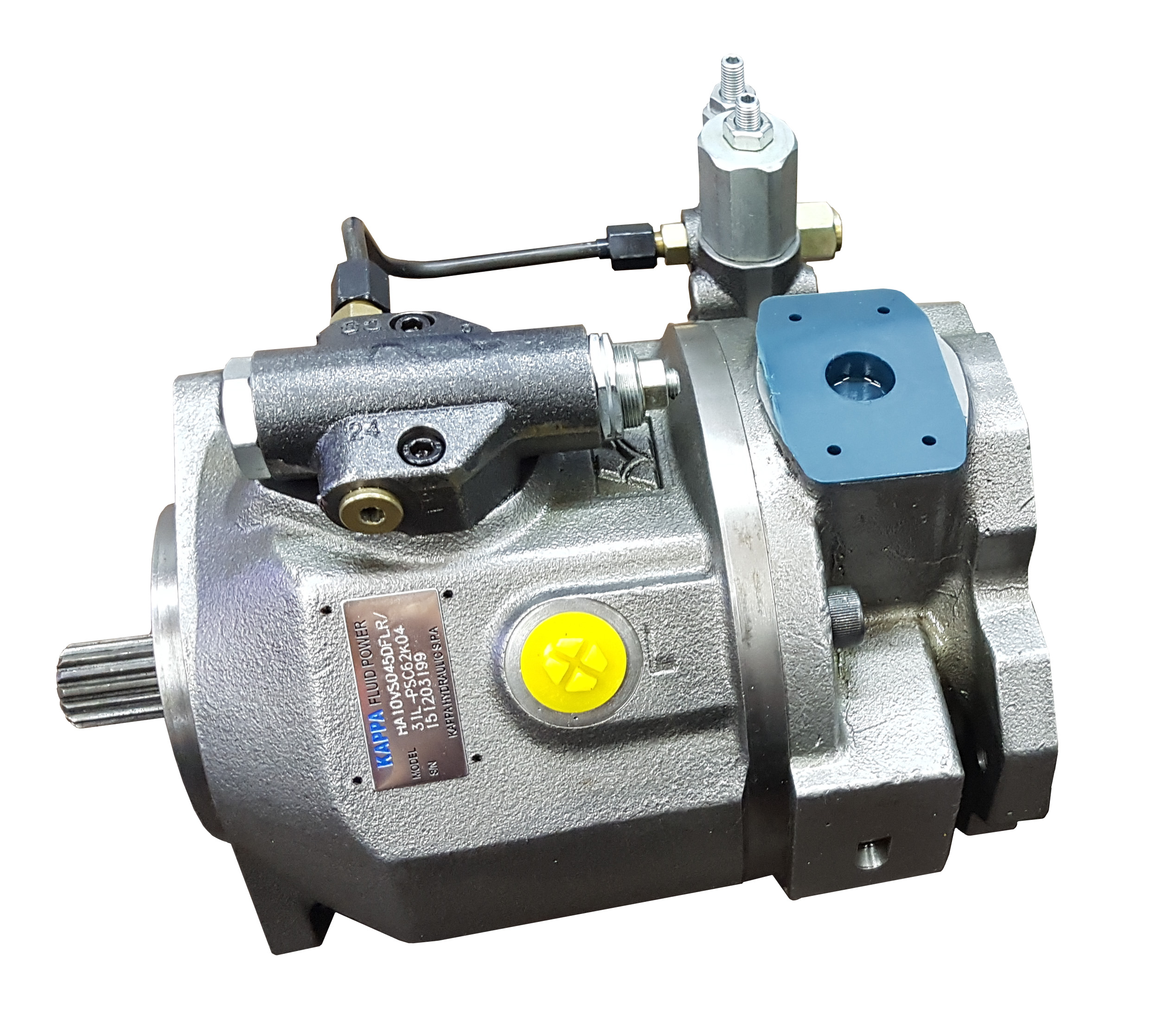 kappa piston pump
